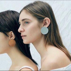 New! JENNY BIRD Ariel Silver Earrings